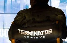 New Terminator 5 Movie Unveiled : Terminator Genisys