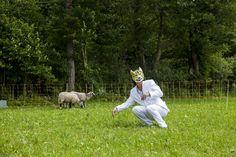 Das Lamm und der Wolf. 2014 by Markus Wintersberger on 500px