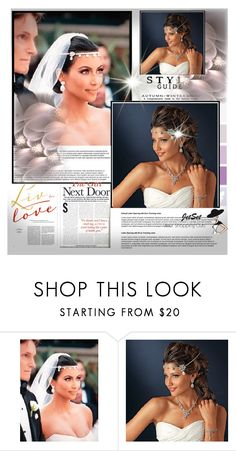 """""""JetSetshop  4"""" by k-lole ❤ liked on Polyvore featuring party, fashiontrend and handband"""