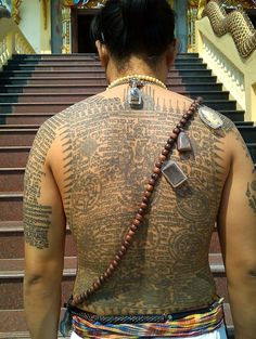 Sak yant julian pinterest tattoo sak yant tattoo for Sak yant tattoo rules