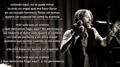 Radiohead - Creep ( CANTADA EN ESPAÑOL )
