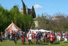 Sabato 14 e domenica 15 aprile, il Castello di S.Pelagio - Padova ospita il quarto raduno di gruppi storico - medievali.