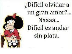 Mafalda Frases De amor