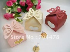 Freeshipping European Hot Butterfly Angel Beautiful Candy Box Creative DIY Favor Box Flower Pearl Tray Paper Wedding Box @ 55-in Event & Party Supplies from Home & Garden on Aliexpress.com