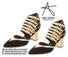 """www.abelmunoz.com"" by abelmunozaccessories ❤ liked on Polyvore featuring Abel Muñoz"