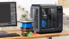 Mikki Kmaxx Blue 101Hero Pylon 3D Printer - The Worlds Most Affordable 3D Printer