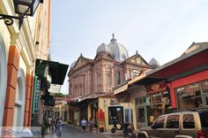 GREECE CHANNEL | Ermou street, Mytilene, #Lesvos http://www.greece-channel.com/