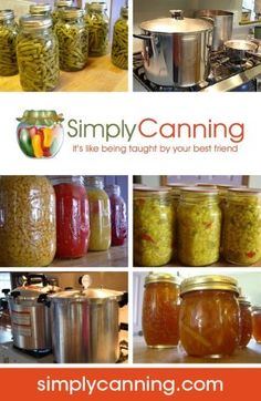 59 Home Canning Recipes