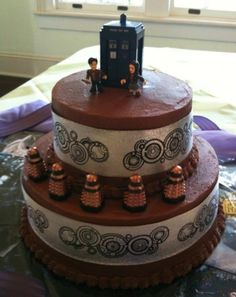 Dr Who.