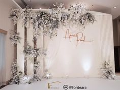 Congrats to K.Pond a very lovely couple. We would like to thank you so much to give us the opportunity to decorate your wedding also to make. Wedding Backdrop Design, Wedding Backdrops, Wedding Decorations, Minimal Wedding, Very Lovely, Glass House, Earth Tones, Dress For You, Wedding Colors