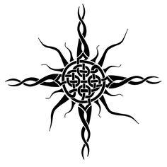Celtic Sun by FieryInamorata.deviantart.com on @deviantART