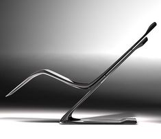 Slide Easy Chair by Stephen Tierney