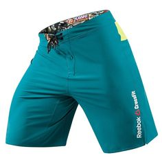 I need more quality crossfit shorts. I like these ones by Reebok because they fit well and have the tie at the top instead of velcro.