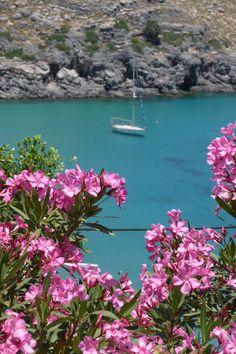 Gorgeous bay! Lindos, Greece