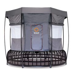 vuly 2 trampoline tent instructions