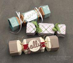 DIY Christmas cracker I Global Design Project I www.thepapercaper.com.au by Jessica Williams