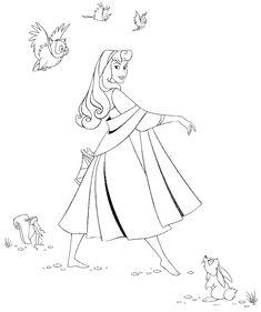 coloriez les princesses de disney sur le blog de tous les héros