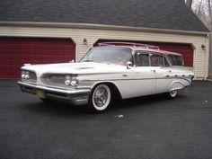 1959 pontiac catalina station wagon - Google Search