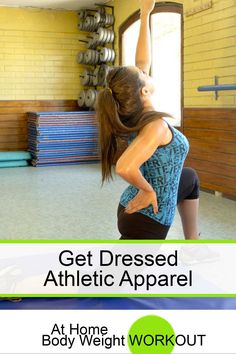 Athletic apparel for specific sports such as golf, fitness exercise, equestrian and yoga are readily available while athletic apparel for more specialized sports such as surfing or rafting and even mountaineering are often found in shops dedicated to a particular sport. Here is a short list on the type of clothing needed for a variety of sports: http://athomebodyweightworkout.com/athletic-apparel/