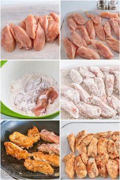 Chicken and Mushroom Casserole-1
