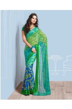 http://rajasthanispecial.com/index.php/womens-collection/sarees/printed-sarees/green-and-blue-printed-saree.html