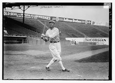Tris Speaker - Boston Red Sox (1912) - Library of Congress collection