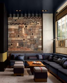Nobu Hotel Shoreditch by Ben Adams Architects