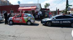 <p>Tres sujetos armados amagaron a un vendedor de cigarros de la empresa Ochoa quien llegaba a una tienda ubicada en el cruce de las calles Velázquez