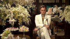 """The Sublime Cluelessness of Throwing Lavish """"Great Gatsby"""" Parties --The book is meant to condemn decadence, not celebrate it."""