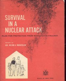 Vintage field guide google search book pinterest wilderness old vintage 1960 survival of nuclear attack book fandeluxe Gallery