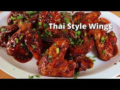 Spicy Thai Grilled Wings - How To BBQ Right Blog