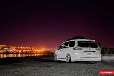 Toyota Sienna - CVT