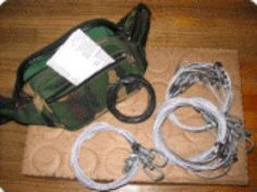 Buckshots Emergency Snare Kit And Snaring DVDs