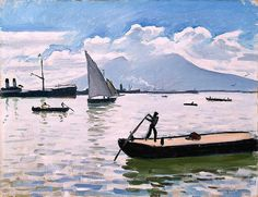 Albert Marquet-Bay of Naples , 1909 by BoFransson, via Flickr