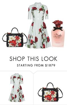 """""""Danty"""" by carlafashion-246 ❤ liked on Polyvore featuring Dolce&Gabbana"""