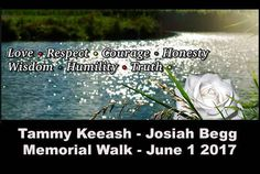 THUNDER BAY – Everyone is welcome to take part in this community prayer walk that will be held in memory of Tammy Keeash, who was seventeen years old when her body was found in the Neebing McIntyre Floodway in Thunder Bay. Tammy, and the late Josiah Begg, a fourteen year old from Kitchenuhmaykoosib Inninuwug, both …
