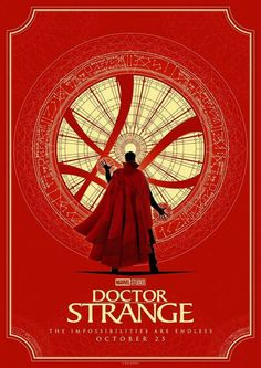 DOCTOR STRANGE is a 2016 American superhero film featuring the Marvel Comics character of the same name, Marvel Doctor Strange, Doctor Strange Poster, Dr Strange Movie, Doc Strange, Strange Art, Marvel Comics, Hq Marvel, Marvel Heroes, Marvel Movie Posters