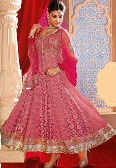 Classy Pink Salwar Suit with Dupatta - TBSUBEL5409, http://www.junglee.com/dp/B00I5G1FTG/ref=cm_sw_cl_pt_dp_B00I5G1FTG