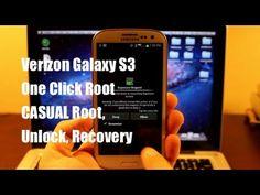 How To Root Samsung Galaxy S3 (Verizon)
