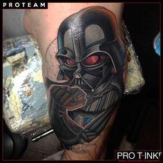 Tattoo by Pro T-Ink ProTeam Artist Thom Bulman (@bulman_tattoos)!   https://www.instagram.com/bulman_tattoos/  https://www.facebook.com/classictrilogytattoos/  http://www.pro-t-ink.com  #thombulman #bulmantattoos #protink #proteam #evo24 #tattooworkstation #inkpalette #inktrays #tattoosetup #tattooequipment #tattoosupply #tattoorevolution