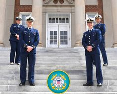 A team from the U.S. Coast Guard Academy took first place at the annual Sanremo International Institute of Humanitarian Law Competition for Military Academies. They work together in multinational teams to solve complex problems that arise before, during, and after a simulated armed conflict.