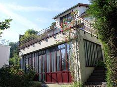 Une maison ouvrière s'offre une extension vintage
