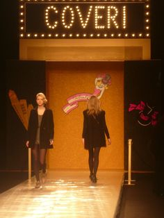 Sfilata Emilio Coveri Fashion, Moda, Fashion Styles, Fashion Illustrations