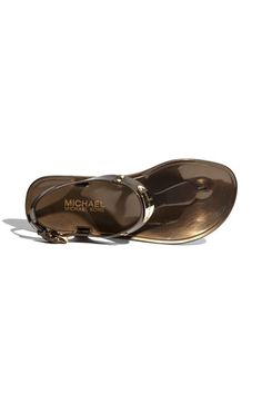 Michael Kors  Plate  Jellies sandals. Own them 87896c1e2