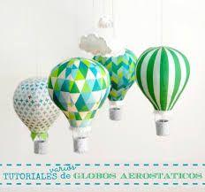 globos aerostaticos vintage - Buscar con Google