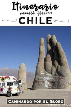 Itinerario, Resumen y Guía de un viaje de tres meses por Chile. Te cuento lo que necesitas saber para organizar tu viaje por Chile. #viajar #itinerario #guía #chile