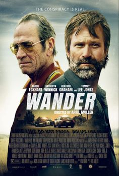 Watch Movie Wander Online Streaming 2020 - Movie Wander Online Streaming 2020 After getting hired to probe a suspicious death in the small town of Wander, a mentally unstable private investigator becomes convinced the case is linked to the same 'conspiracy cover up' that caused the death of his daughter. Tommy Lee Jones, Heather Graham, Latest Movies, New Movies, Movies Online, Good Movies, Scary Movies, Awesome Movies, Iconic Movies