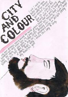 #cityandcolour #lyrics #beautifulgirl