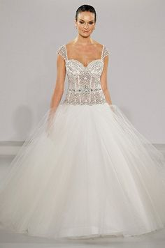 Time to plan that garden wedding. Click through to Check out our readers favorite wedding dresses! #ad