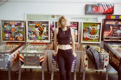 Oyster Fashion: 'Glendale' Shot by Darren Ankenman